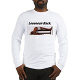 Leeeean Back Long Sleeve T-Shirt