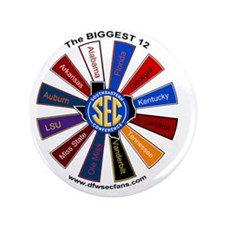"SEC Pinwheel - Large 3.5"" Button"