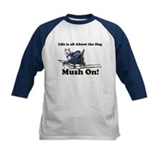 Siberian Husky Mush On! Tee