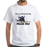 Siberian Husky Mush On! Shirt