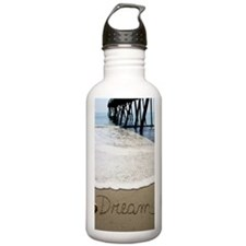 Dream by Beachwrite Water Bottle