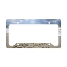 Twinkle Little Star by Beachw License Plate Holder