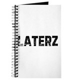 Laterz Journal