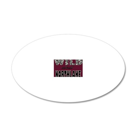 WildNLB.gif 20x12 Oval Wall Decal