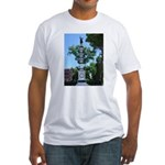 Monument, Giardini Fitted T-Shirt