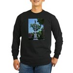 Monument, Giardini Long Sleeve Dark T-Shirt