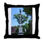 Monument, Giardini Throw Pillow