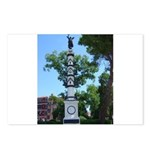 Monument, Giardini Postcards (Package of 8)
