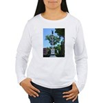 Monument, Giardini Women's Long Sleeve T-Shirt