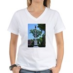 Monument, Giardini Women's V-Neck T-Shirt
