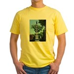 Monument, Giardini Yellow T-Shirt