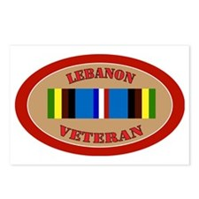 Lebanon-Expeditionary-ova Postcards (Package of 8)
