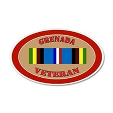 grenada-Expeditionary-oval Wall Decal