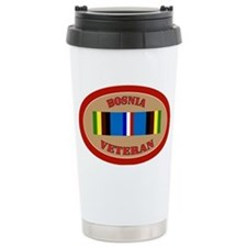 bosnia-Expeditionary-oval Ceramic Travel Mug