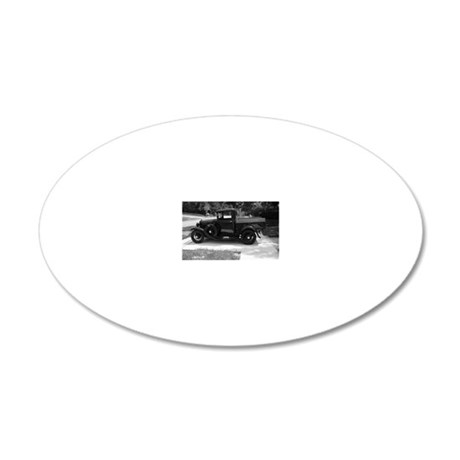 5-2 20x12 Oval Wall Decal
