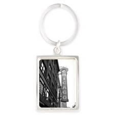 Chicago Theater Portrait Keychain