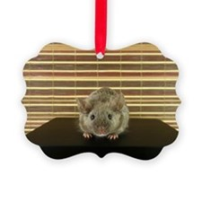 Mousey Ornament