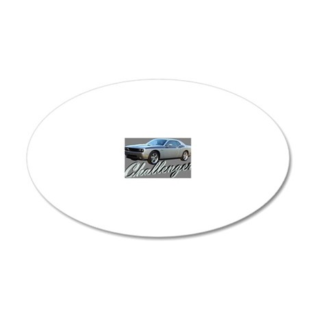 AD16 CP-MOUSE 20x12 Oval Wall Decal