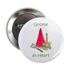Gnome at Heart Button