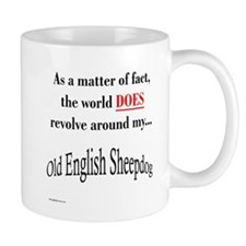 Sheepdog World Mug