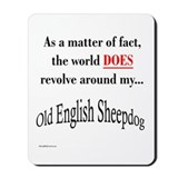 Sheepdog World Mousepad