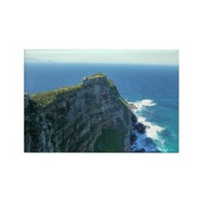 Cape Point Peninsula, Cape Town Rectangle Magnet