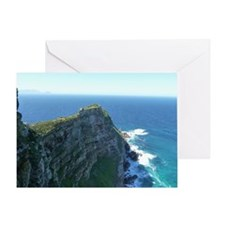 Cape Point Peninsula, Cape Town Greeting Card