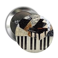 "Piano 2.25"" Button"