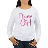 Cool Country Flower Pink T-Shirt