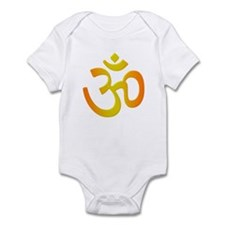 Sacred Symbol Om Infant Creeper