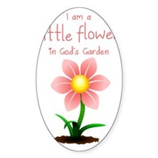 LittleFlower Decal