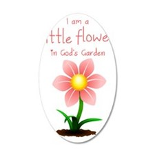LittleFlower Wall Decal