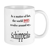 Schipperke World Mug