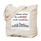 Deerhound World Tote Bag