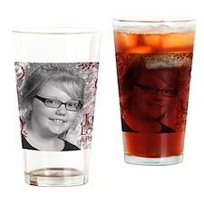 Jodi_1_swirls_final Drinking Glass