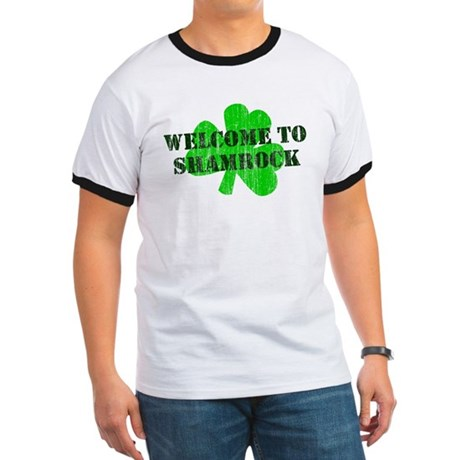 Welcome to Shamrock Ringer T