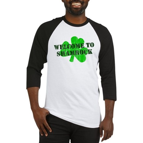 Welcome to Shamrock Baseball Jersey