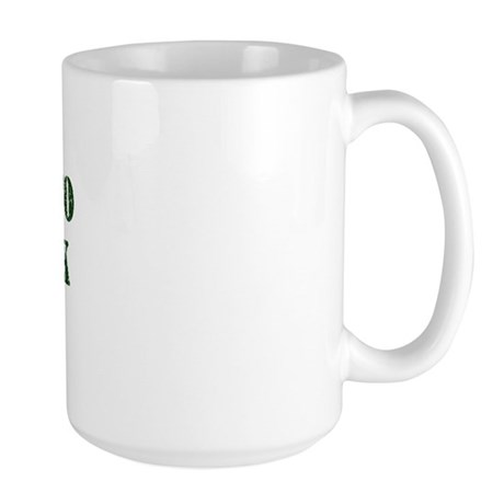 Welcome to Shamrock Large Mug