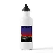 London sunset Water Bottle
