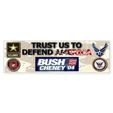 Trust Us to Defend America