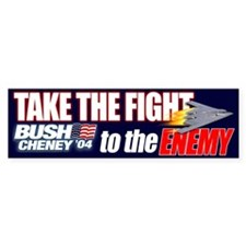 Take The Fight To The Enemy