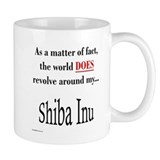 Shiba World Small Mug