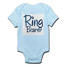 Cool Country Ring Bearer Infant Bodysuit