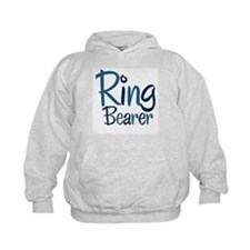 Cool Country Ring Bearer Hoodie