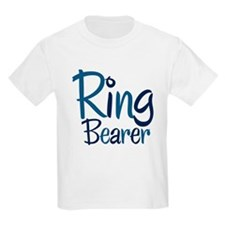 Cool Country Ring Bearer Kids T-Shirt
