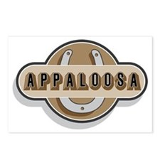Appaloosa Horse Postcards (Package of 8)