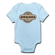 Appaloosa Horse Infant Bodysuit
