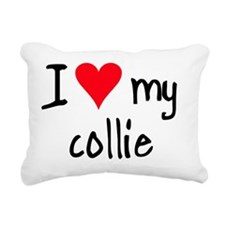 iheartcollie Rectangular Canvas Pillow