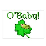 Irish Baby Postcards (Package of 8)