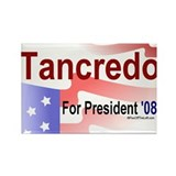 Tancredo For President Rectangle Magnet (10 pack)